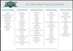 The Road To Bluesfest 2014 - # 6
