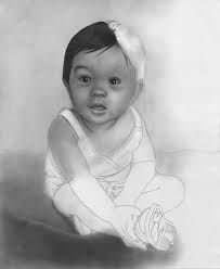 cute baby drawings - Google Search