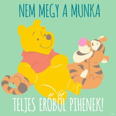 Winnie The Pooh, Have Fun, Disney Characters, Fictional Characters, Wisdom, Lol, Motivation, Words, Funny