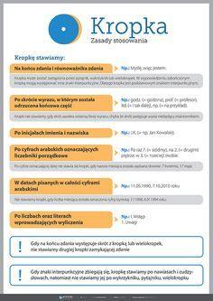 Format: x cm). Learn Polish, Polish Language, Language And Literature, School Study Tips, School Notes, School Hacks, School Organization, Copywriting, Fun Learning