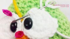 amigurumis, patrones gratis, taller cochet, clases crochet Free Crochet, Mini, Knitted Slippers, Owl Bird, Tricot, Craft, Tutorial Crochet, Crochet Mandala, Tutorials