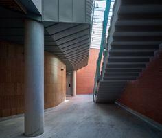 Oratory and Auditorium Retamar School / Artytech2 / Madrid, Spain