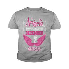 God Created December Angels Girls Month Tshirt T-Shirt #gift #ideas #Popular #Everything #Videos #Shop #Animals #pets #Architecture #Art #Cars #motorcycles #Celebrities #DIY #crafts #Design #Education #Entertainment #Food #drink #Gardening #Geek #Hair #beauty #Health #fitness #History #Holidays #events #Home decor #Humor #Illustrations #posters #Kids #parenting #Men #Outdoors #Photography #Products #Quotes #Science #nature #Sports #Tattoos #Technology #Travel #Weddings #Women