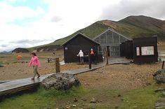 www.weil-sie-da-sind.de - Island Laugavegur - (1) Landmannalaugar