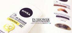 In Shower Body Moisturisers