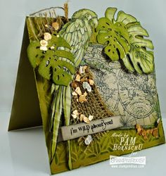 The Pampered Stamper: Dreamweaver Thursday: Playing with Polly