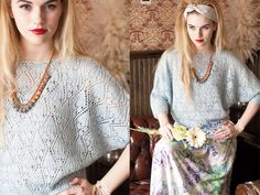 Vogue Knitting Spring/Summer 2013 Перевод на русский язык