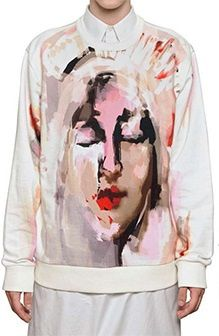 Indie Designs Madonna Series Print Sweatshirts