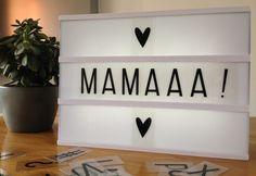 Lightbox inspiratie – de mama variant –