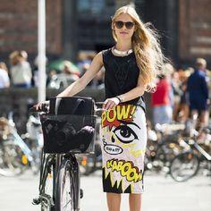 STREET STYLE ALWAYS INSPIRES ME #skirts #pencilskirts #fashion #style #streetstyle