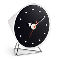 Vitra Cone Clock by George Nelson. One of favorites