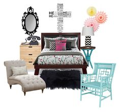"""So me"" by geekyprincess on Polyvore featuring interior, interiors, interior design, home, home decor, interior decorating and Dot & Bo"
