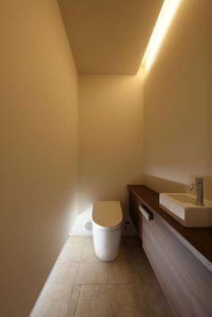 3162 Wc Design, Toilet Design, Bath Design, House Design, Small Bathroom Layout, Very Small Bathroom, Downstairs Bathroom, Contemporary Bathroom Designs, Toilet Room