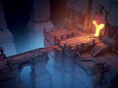 Fantasy City, Fantasy Places, High Fantasy, Fantasy World, Fantasy Art Landscapes, Fantasy Landscape, Landscape Art, Minecraft Underground, Underground Cities