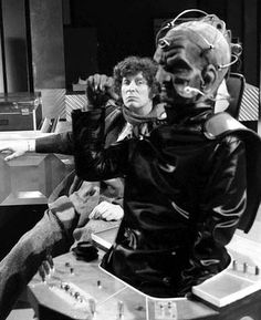 """""""Genesis of the Daleks"""" Great Friends, My Best Friend, 4th Doctor, Doctor Who Companions, William Hartnell, Classic Doctor Who, Sci Fi Series, Classic Series, Dalek"""