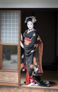 芸妓さんと舞妓さんのブログ December 2015: maiko Hinayuu of Gion Higashi by ta_ta999 - blog