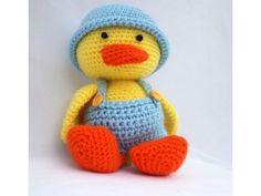 Dani a kacsa - Amigurumi és horgolás Tweety, Crochet Hats, Knitting, Blog, Animals, Fictional Characters, Art, Knitting Hats, Art Background