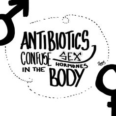 These kind of things you should know before you consume them.  >> Comment how often you consume antibiotics or when was the last time?  #antibiotics #sex #body #hormones #confused #health #healthy #lifestyle #motivated #youshouldknow #wellbeing #boy #girl #identity #normal #natural #nature #medicine #doctors #medical #didyouknow #beprepared #thermalmedicine #lenus #smart #treatment #solution #illustration #blackandwhite #after