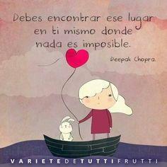 Frases lindas para facebook. Deepak Chopra - http://www.fotosbonitaseincreibles.com/frases-lindas-para-facebook-deepak-chopra/