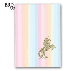 Unicornio mágico invitación fiesta por BradfordPartyDesigns en Etsy