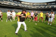 Pitch for Hope Women's Baseball Clinic will take place at PNC on Sunday, June 24, 2012