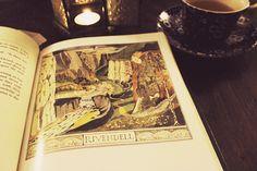 #rivendel #hobbit #the #art #magical #mystical #elves #tolkien