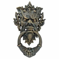 Our door knocker will echo throughout your home with a resonant knock worthy of…