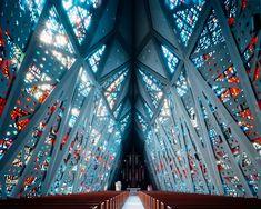 Первая пресвитерианская церковь, Стамфорд, Коннектикут, 1958 — Эклектика