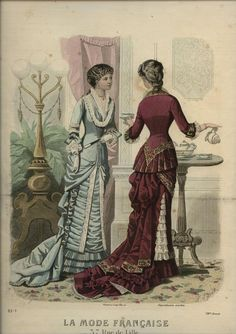 La Mode Francaise 1881