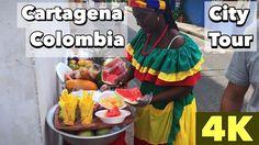 Cartagena de Indias Colombia City Tour