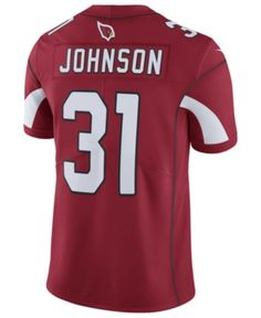 222c74d26 Nike Men David Johnson Arizona Cardinals Vapor Untouchable Limited Jersey.  Nike NflArizona CardinalsPatrick PetersonMen