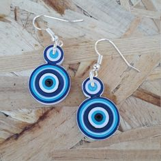 12 Awesome Paper Quilling Jewelry Designs To Start Today – Quilling Techniques Paper Quilling Earrings, Quilling Work, Quilling Craft, Quilling Ideas, Paper Bead Jewelry, Paper Beads, Quilling Flower Designs, Evil Eye Earrings, Quilling Techniques
