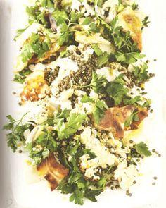 Recept Salade met geroosterde bloemkool (vega) - Koken met Karin