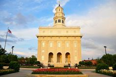 Nauvoo Illinois Temple was the second temple constructed by the Church of Jesus Christ of Latter Day... - Photo Modified: Flickr / Kimberly Vardeman / CC BY 4.0