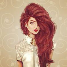 Illustration #girly_m