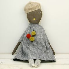 vintage black cloth doll - Google Search