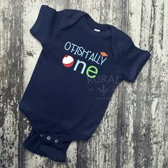 "O ""Fish"" ally One Bodysuit 