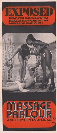 massage parlour terminology South Australia