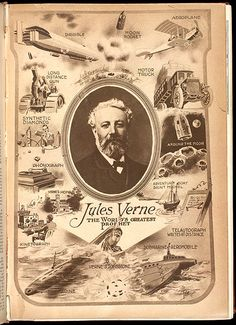 Jules VERNE, the One