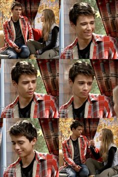 Girl Meets World 3x09 - Girl Meets Ski Lodge Part 2 I love uncle josh so much.