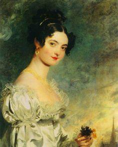 Lady Selina Meade - Sir Thomas Lawrence.