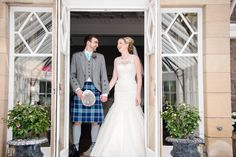 Weddings At Inglewood House Near Stirling Conservatory Ceremony Scotland Mansionhouse Photos Taken