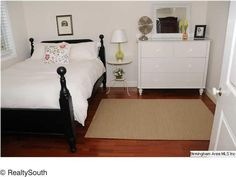 the perfect simple guest bedroom