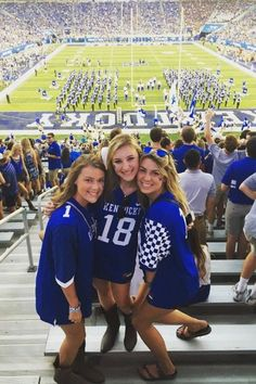 10 Adorable Gameday Outfits at UK - Society19 University 7a4c8d8c5