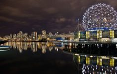 #Vancouver, Canada-I will live here one day...maybe next year?