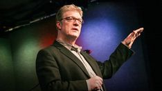 education system: Sir Ken Robinson makes an entertaining and profoun...