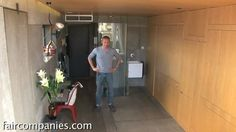 Christian Schallert converted a tiny 250 square foot pigeon loft on the top of a Barcelona building into a one room apartment in which all the comforts of home are hidden behind wooden panels. Clev...