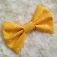 sweet handmade bows