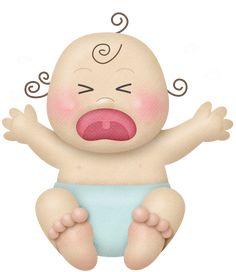 Bébé pas content