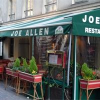 Joe Allen  30, Rue Pierre Lescot 75001 Paris